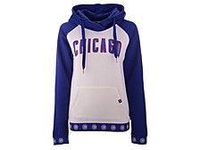 Women's Chicago Cubs Callback Revolve Hoodie
