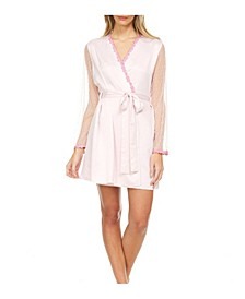 Women's Showstopper Wrap Robe