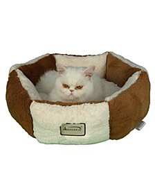 Cat Bed For Indoor Cats and Extra Small Dogs