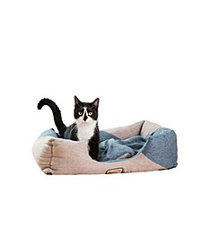 Soft Upholstery Cat Bed