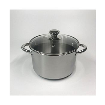 Tools of the Trade 4-Qt. Stainless Steel Soup Pot with Lid