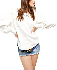 Free People OG Long-Sleeve Top
