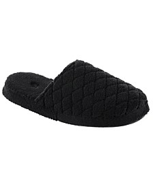 Women's Spa Quilted Clog Slippers