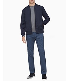 Men's Regular Fit Bomber Jacket