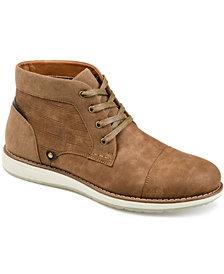Vance Co. Austin Men's Cap Toe Chukka Boot
