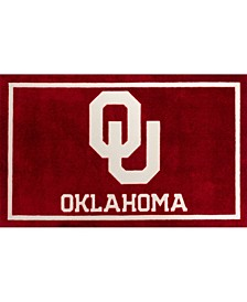 Oklahoma Colok Crimson Area Rug