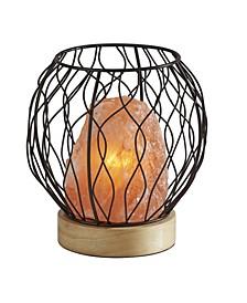 Hope Himalayan Salt Table Lamp