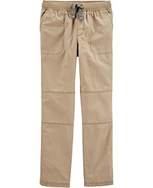 Big Boys Pull-On Reinforced Knee Pants