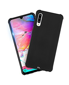 Protection Pack Tough Case Plus Glass Screen Protector for Samsung Galaxy A70