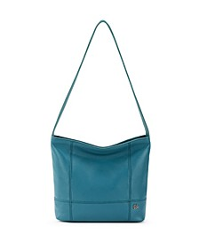De Young Leather Hobo
