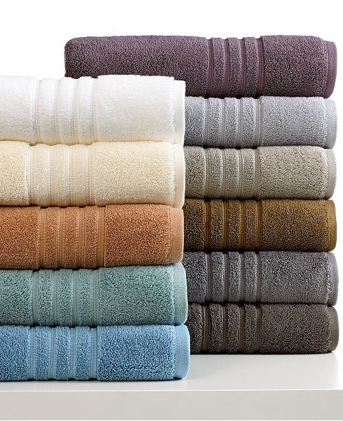 Hotel Collection CLOSEOUT! MicroCotton Luxe Bath Towel Collection, 100% MicroCotton, Created for Macy's