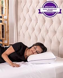 Temperature Regulating Coolest Comfort Memory Foam Bed Pillow