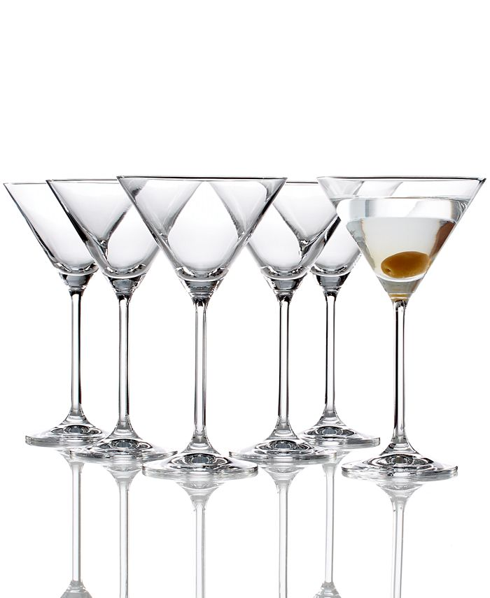 Lenox - Tuscany Buy 4 Get 6 Martini Glasses