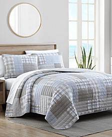 Clement 2-Piece Quilt Set, Twin