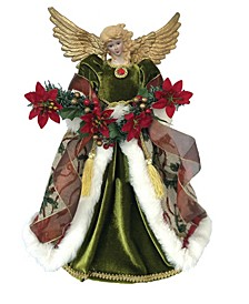 "16"" Indian Angel Tree Topper"