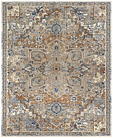 "Tempest Perception Camel 9'6"" x 12'6"" Area Rug"