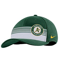 Oakland Athletics Stripe Swooshflex Classic 99 Cap