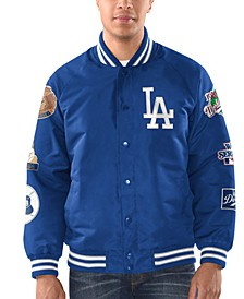 Men's Los Angeles Dodgers Game Ball Commemorative Jacket