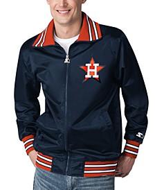 Men's Houston Astros Captain Satin Jacket