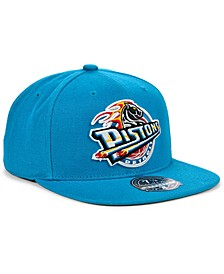Detroit Pistons Team Ground Fitted Cap