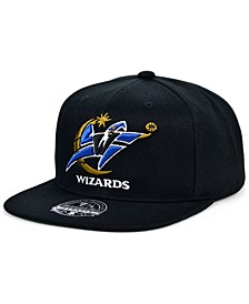 Washington Wizards Team Ground Fitted Cap