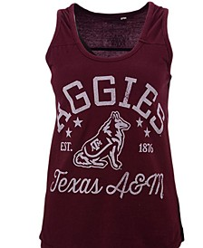 Women's Texas A&M Aggies Jersey Tank