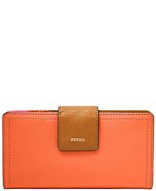 Women's Logan Tab Clutch Wallet