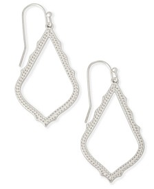 Detailed Drop Earrings