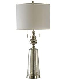 Hardback Fabric Shade Table Lamp