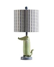 Crocodile Accent Lamp