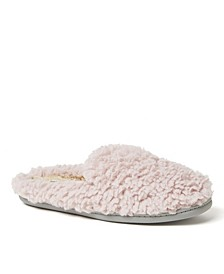 Women's Julie Sherpa Scuff Slippers