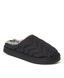 Women's Cora Nylon Clog Slippers