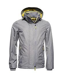 Men's Tech Hood Pop Zip SD-Windcheater Jacket