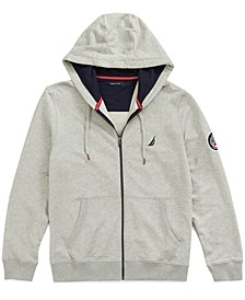Men's French Terry Full-Zip Hoodie