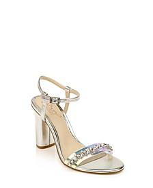 Fancie Embellished Women's Sandals