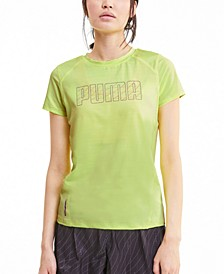 Women's Run Logo T-Shirt