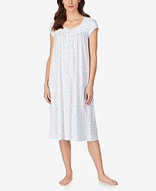 Women's Ballet Cap Sleeve Nightgown