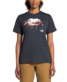 The North Face Women's Bearinda Graphic-Print T-Shirt