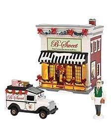 B Sweet Shop Figurines