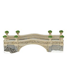 Classic Christmas Bridge Figurines