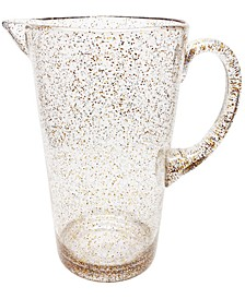 Holiday Cheer Glitter Pitcher, Created for Macy's