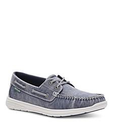Men's Hayden Canvas Boat Shoe