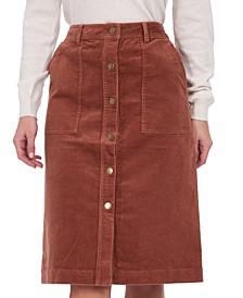Rebecca Corduroy Skirt