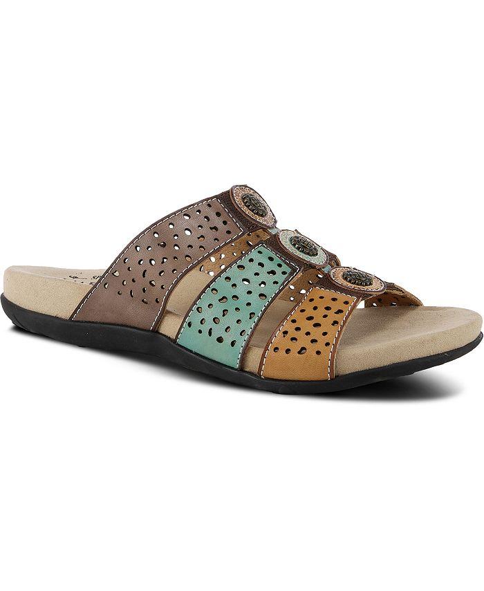 L'Artiste - Women's Glennie Slide Sandals