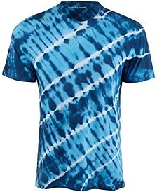 Men's Tidal Wave Tie Dye T-Shirt, Created for Macy's