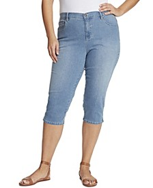 Women's Plus Amanda Capri