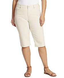Plus Size Curvy Skinny Skimmer Jeans
