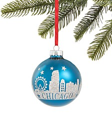 Chicago Skyline Ornament, Created for Macy's
