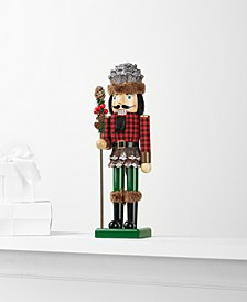 Pinecone Soldier Nutcracker, Created for Macy's