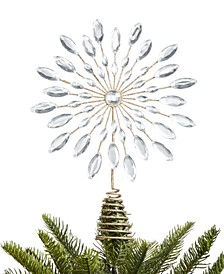 Shine Bright Star Tree Topper, Created for Macy's